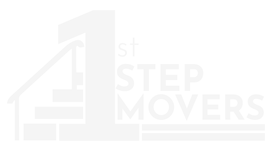 1st Step Movers Logo