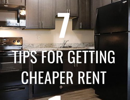 Tips for Getting Cheaper Rent